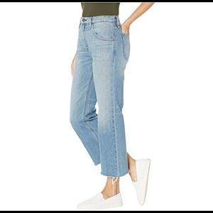 Hudson Sloane Extreme Baggy Jean - light wash